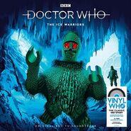 The Ice Warriors Vinyl