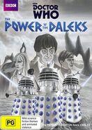 The Power of the Daleks Aus Black & White DVD