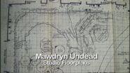 Mawdryn Undead Studio Floorplans