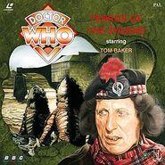 Terror of the Zygons Laserdisc UK cover