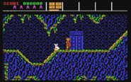 Mines Of Terror C64