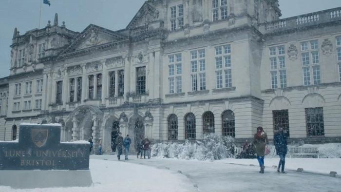 St Luke's University