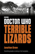 Terrible Lizards new cover