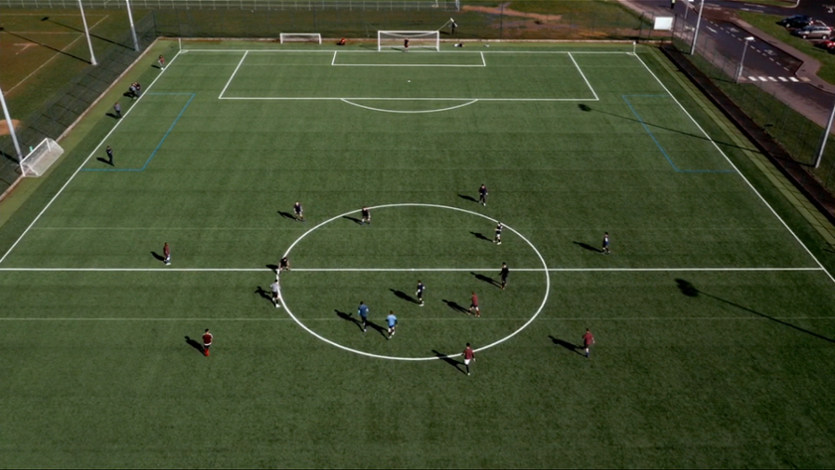 Coal Hill football pitch