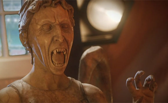 Weeping Angel (Good as Gold)