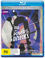 The Power of the Daleks Aus Standard Edition Blu-ray