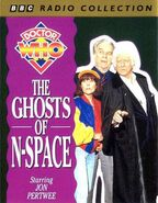 The Ghosts of N-Space Cassette
