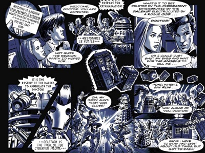 Doctor Who and the Last Stand (comic story)