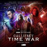 Gallifrey Time War Volume Four