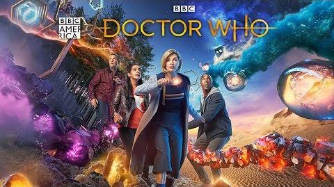 Official Trailer The New Season of Doctor Who Sunday, October 7 at 1 45pm BBC America