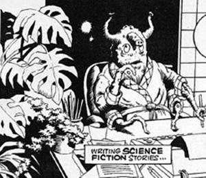 The Fabulous Idiot (comic story)