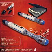 CO Sonic Screwdriver