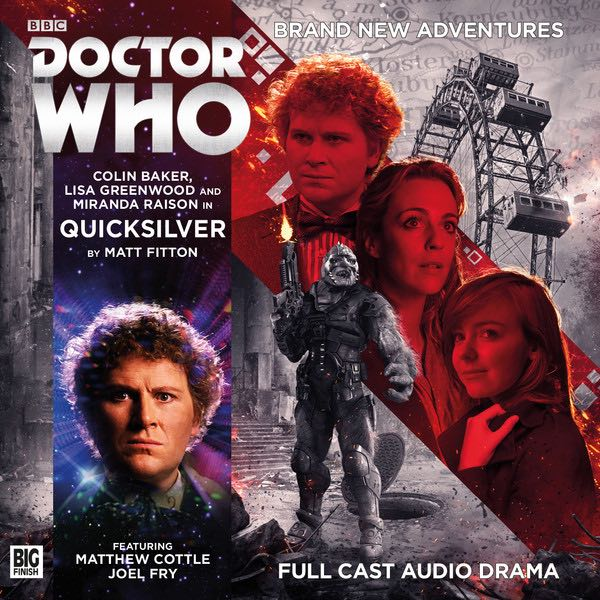 Quicksilver (audio story)