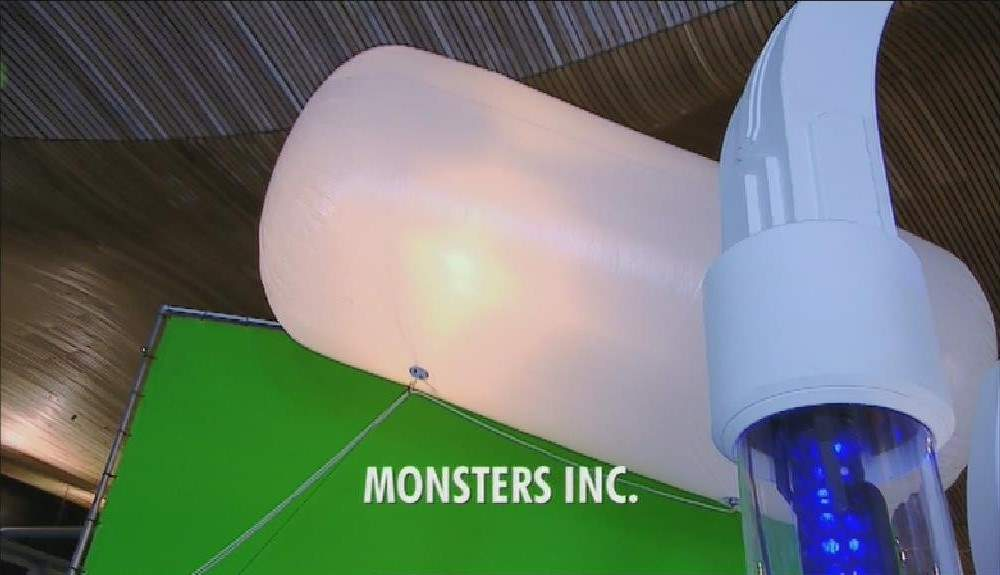 Monsters Inc. (CON episode)