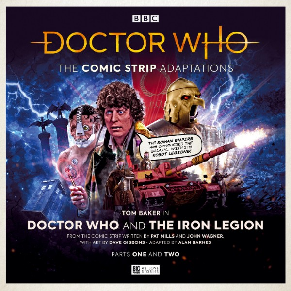 Doctor Who and the Iron Legion (audio story)
