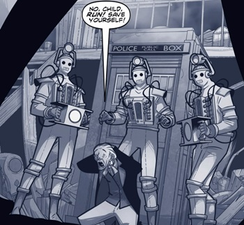 Prologue: The First Doctor (comic story)