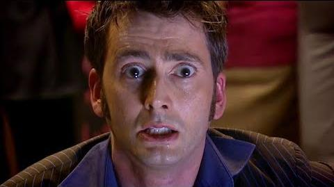 The Tenth Doctor Posessed? Midnight Doctor Who