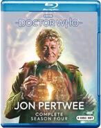 Doctor Who Jon Pertwee Season 4