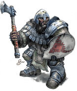 Dwarf MM35
