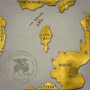 Map Tarna Ilu