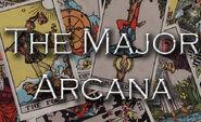 The Major Arcana Slider Page