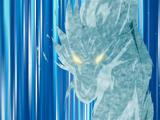 Elemento Agua: Jutsu Misil Dragón de Agua