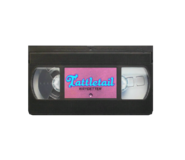 Tattletail VHS Tape