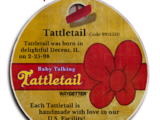 Baby Talking Tattletail