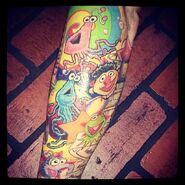 Muppet tat