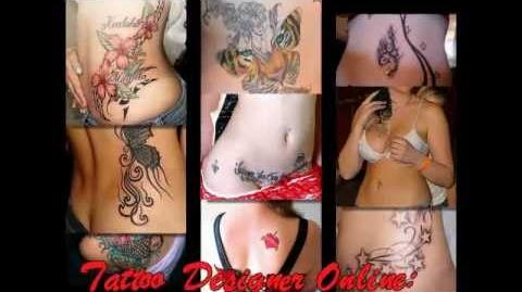 Tattoo Designer Online Find Your Best Dream Womens Tattoos and Mens Tattoos