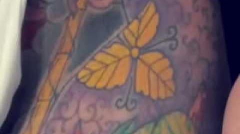 Horimono Japanese Tattoo (irezumi)