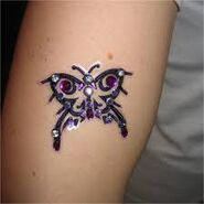 Butterfly tattoos melbourne