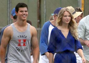 Taylor Lautner Taylor Swift Wiki Fandom