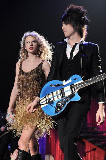 Grant Mickelson Taylor Swift Wiki Fandom