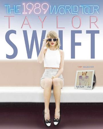The 1989 World Tour Taylor Swift Wiki Fandom
