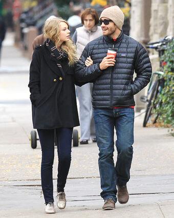 Jake Gyllenhaal Taylor Swift Wiki Fandom