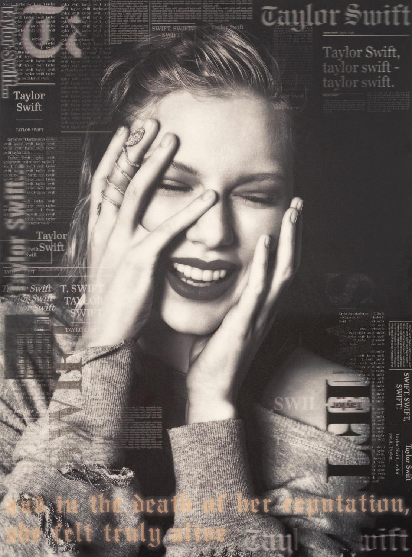 Reputation Lenticular Poster Taylor Swift Wiki Fandom