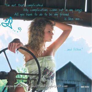 Taylor Swift Album Taylor Swift Wiki Fandom