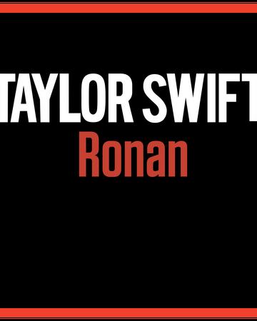 Ronan Taylor Swift Wiki Fandom