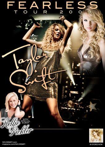 Fearless Tour Taylor Swift Wiki Fandom