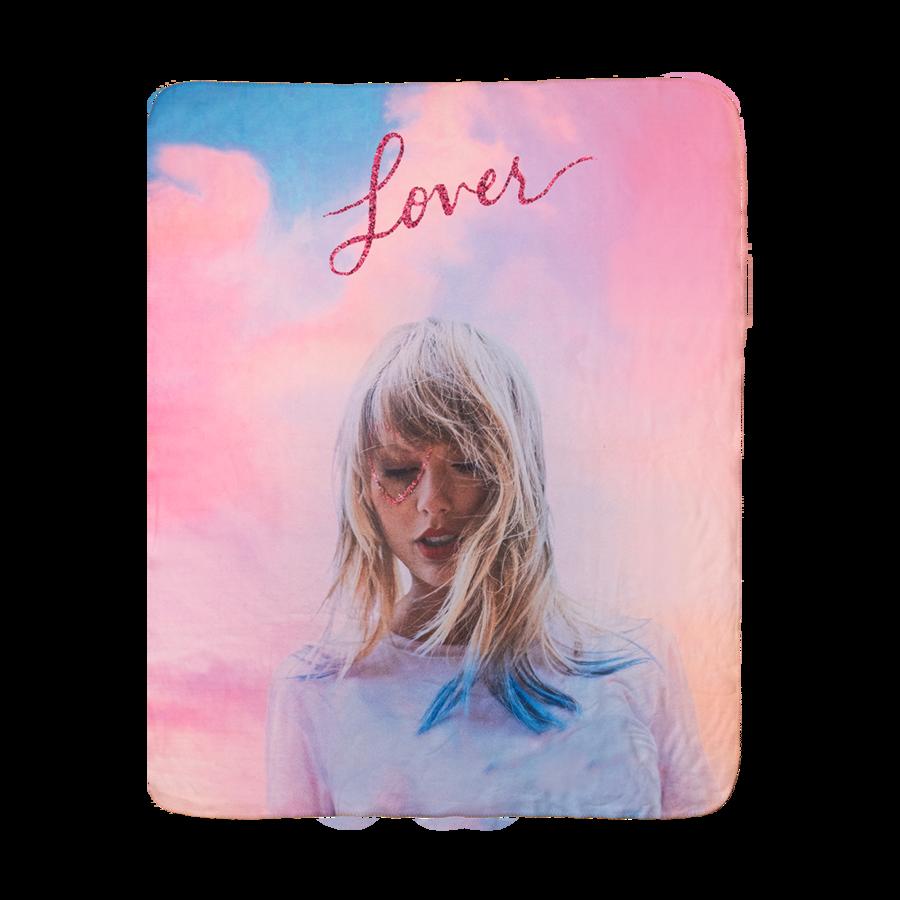 Lover Merchandise Album Cover Blanket Taylor Swift Wiki Fandom