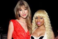 Nicki Minaj Taylor Swift 3