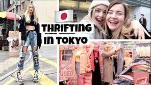 My_First_Time_Thrift_Shopping_in_Harajuku,_Japan