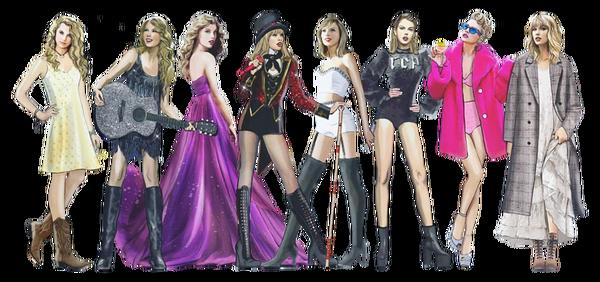 Taylor Swift Eras 1-9.png