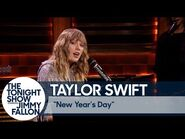 """Taylor Swift Debuts """"New Year's Day"""""""