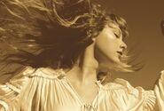 Fearless (Taylor's Version) slide