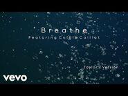 Taylor Swift - Breathe (Taylor's Version) (Lyric Video) ft