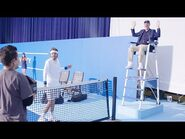 Taylor Swift - The Man (Behind The Scenes- The Umpire)