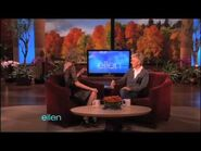 Ellen Attempts to Scare Taylor Swift..