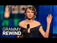 Taylor Swift Wins Album Of The Year For 'Fearless' At The 2010 GRAMMY Awards - GRAMMY Rewind